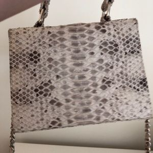 Bags - Real snakeskin purse